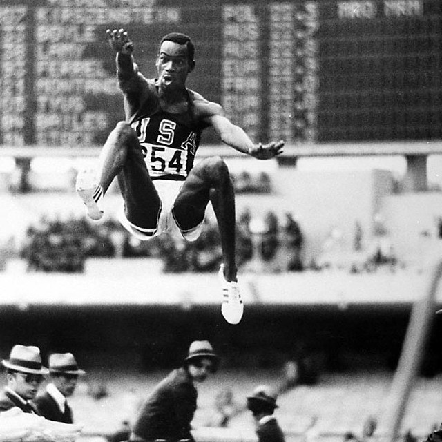 Bob Beamon is legend #lovematuse