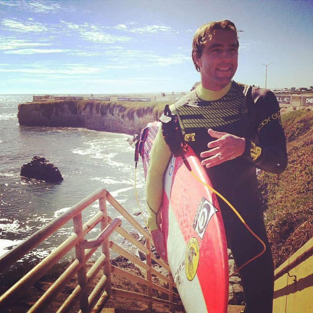 @bigdeluxe_ is ready for thee #oneillcwc #hovenvision #surf #surfing