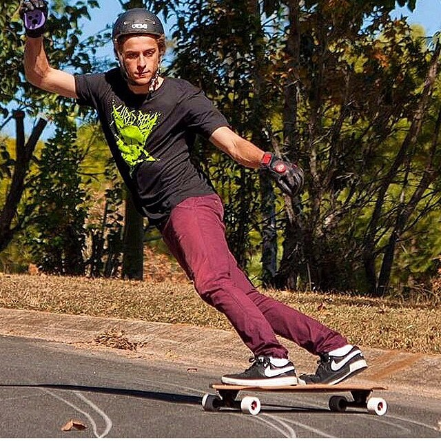 Good morning ladies @jordanriachi in this repost from @arborskateboards #staysteez #keepitholesom