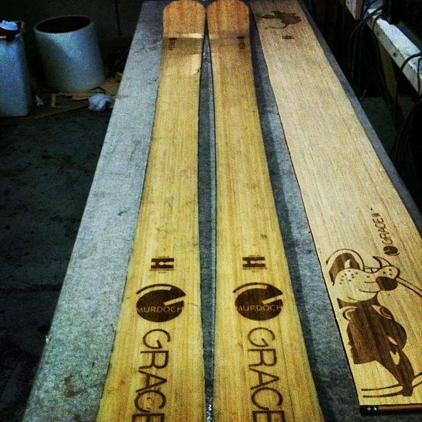 188 #murdoch  our new #ski for this season!  #bigwinter #madeindenver