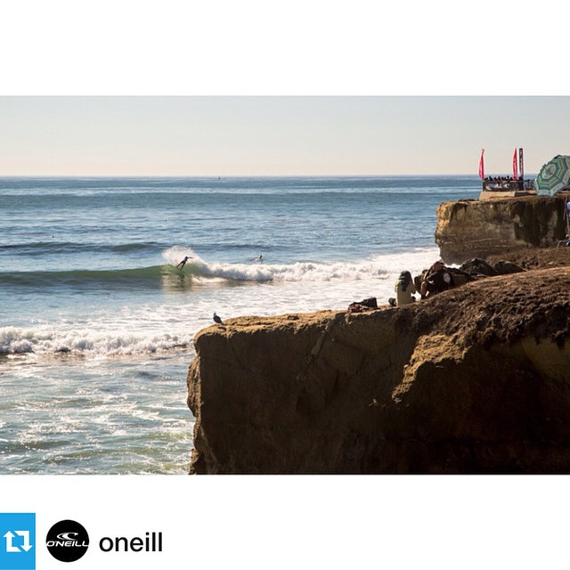 Watch the Oneill Cold Water Classic #oneillcwc live from www.oneill.com/cwc and make sure to cheer our boys on @austinware @bigdeluxe_  #Repost from @oneill --- We are live for the 2014 O'Neill Coldwater Classic!  Round 2 is coming up next. Click the...