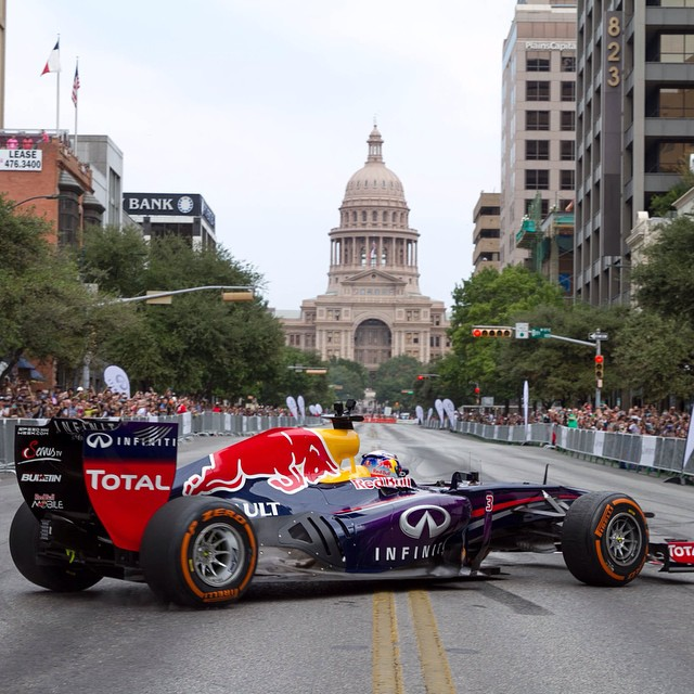 Yeeeeeehaw! #F1 #USGP