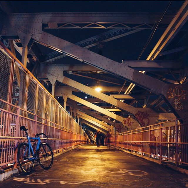 Worry Less, Ride More #fixed #NYC