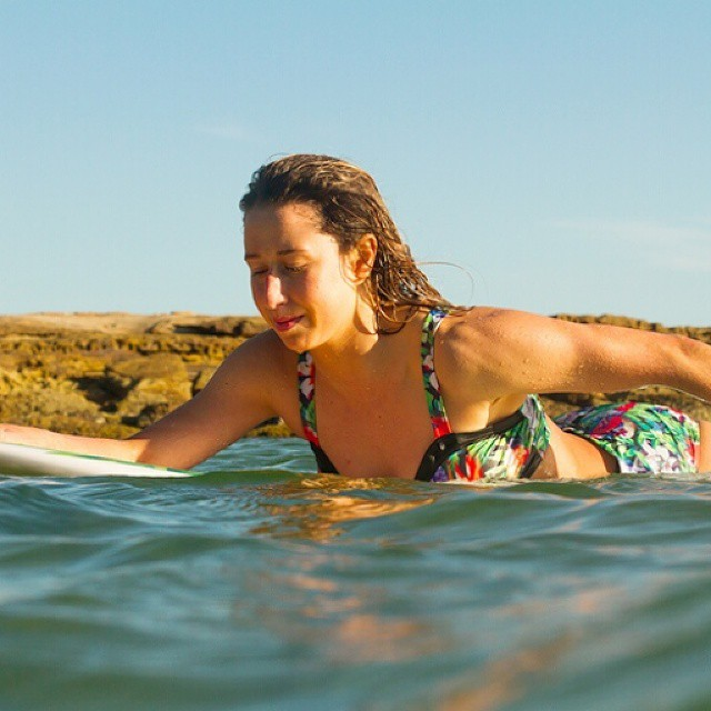 #AkelaSurf  #SurfSwimwear  Tropical photo @girlsurfnetwork