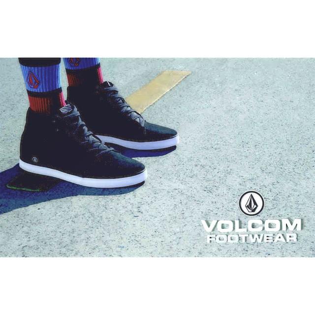 Hoy es el día! Volcom Footwear se presenta en Argentina ! Entérate de todo en nuestras cuentas oficiales de instagram y Twitter o seguimos con el hashtag #Volcomfootwear