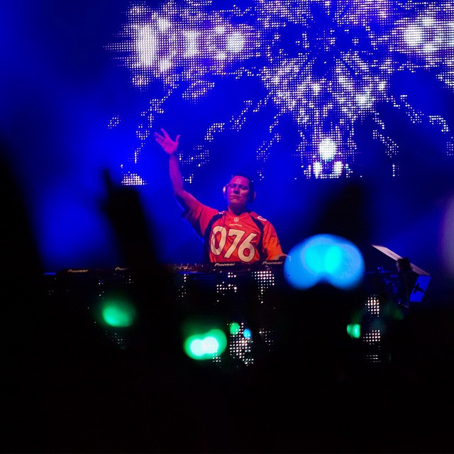 #TBT – @Tiesto turned up #XGames last year.  Our Aspen music lineup will be announced next week! (