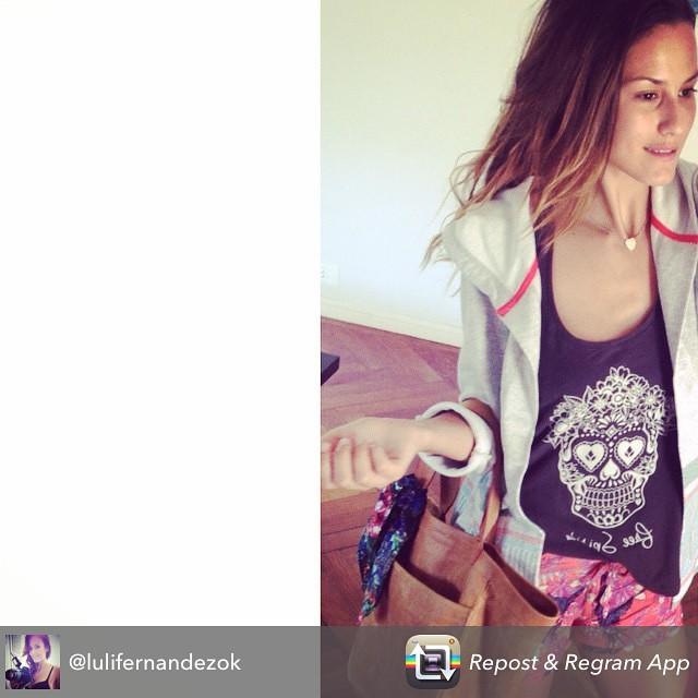 @lulifernandezok con total look @reefargentina  #reefgirls #summer #reefargentina