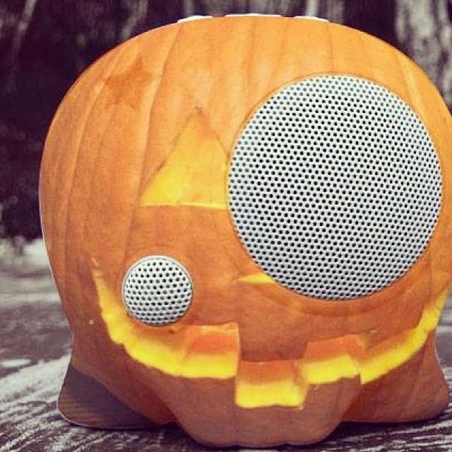 Figured this was an appropriate #tbt  #halloween #pumpkin #BB2 #boombotix
