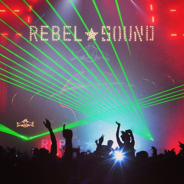 Mad respect to all the other crews but Rebel Sound brought that champion sound! #CultureClash