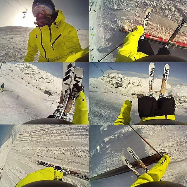 @valerynozdrin never stops crushing. @4frnt_skis #worldatyourfeet