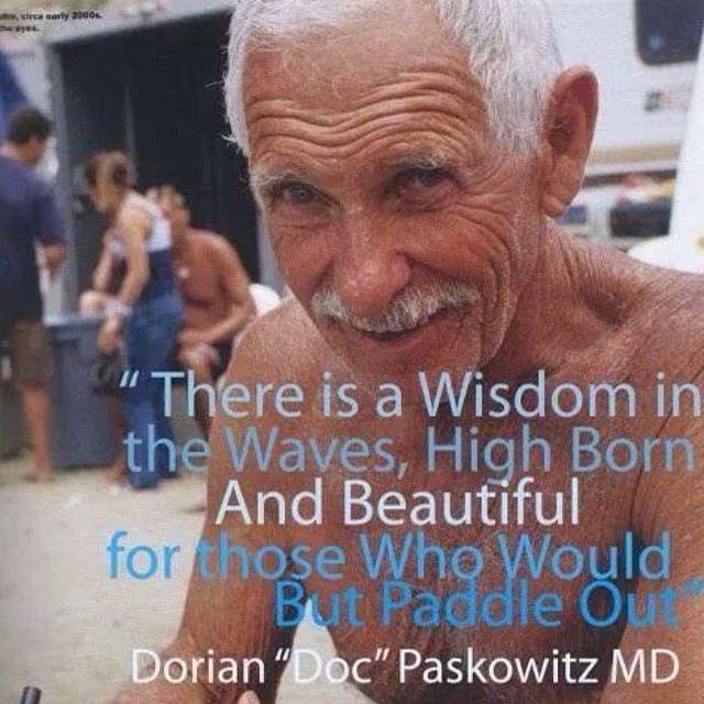 RIP Dorian Paskowitz. Thanks for sharing your incredible perspective with us.  You will always be a source of our inspiration. Our thoughts and prayers are with the Paskowitz family.