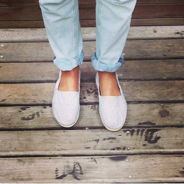 Boyfriend jeans + #Paezshoes  for friday #style