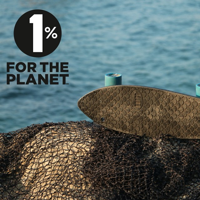 Excited that @bureoskateboards has joined the #1percentftp family, and are the newest member of @Patagonia's $20 Million and Change Fund. Bureo is making sustainable #skateboard decks from recycled fishing nets sourced from Net Positiva, their fishing...