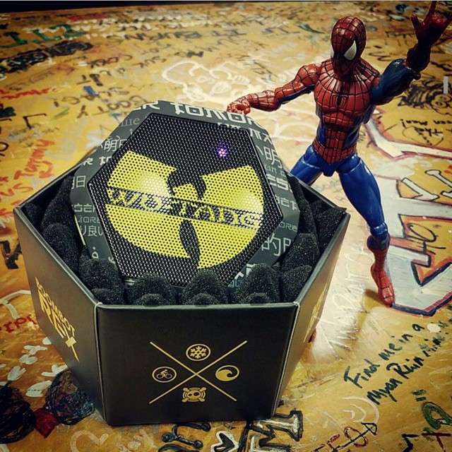 Preorders for the Wu-Tang Edition Boombot REX go out next week! If u missed out on the preorder just visit your local @zumiez store to pick one up #wutang #abettertomorrow  #zumiez #warnerbros #boombotix