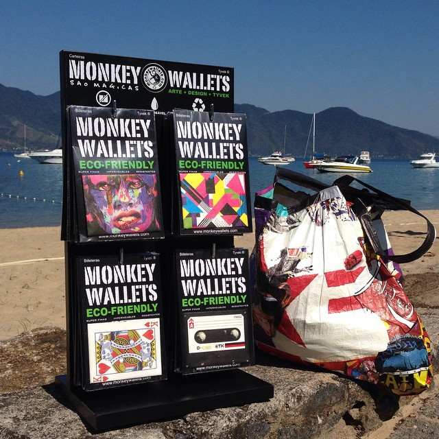 #monkeywallets #ilhabela @monkeywallets