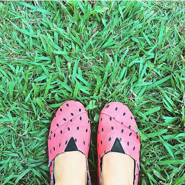 Watermelon craze #paezsandia #paezshoes