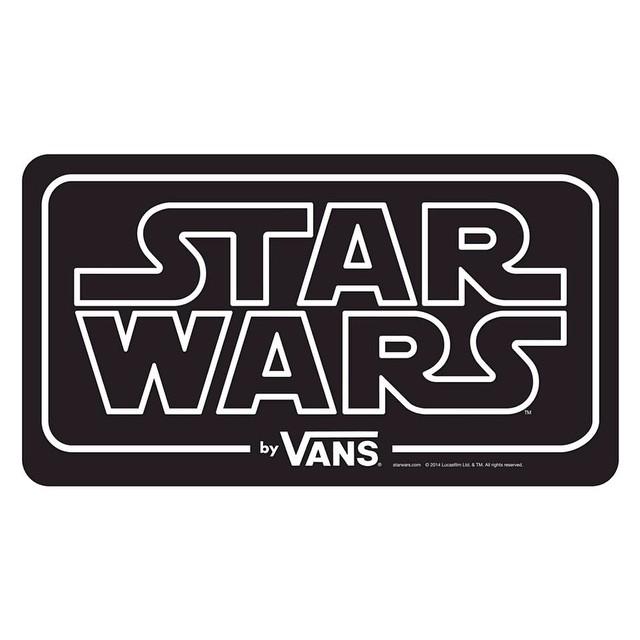 Esta semana, que la fuerza nos acompañe #VANSxStarWars