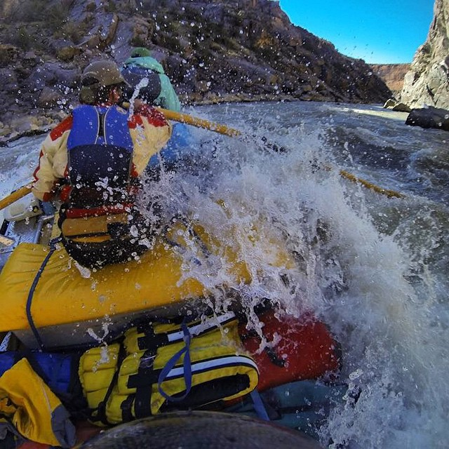Mmm...whitewater. Can't wait for more of this.. #neverstopexploring