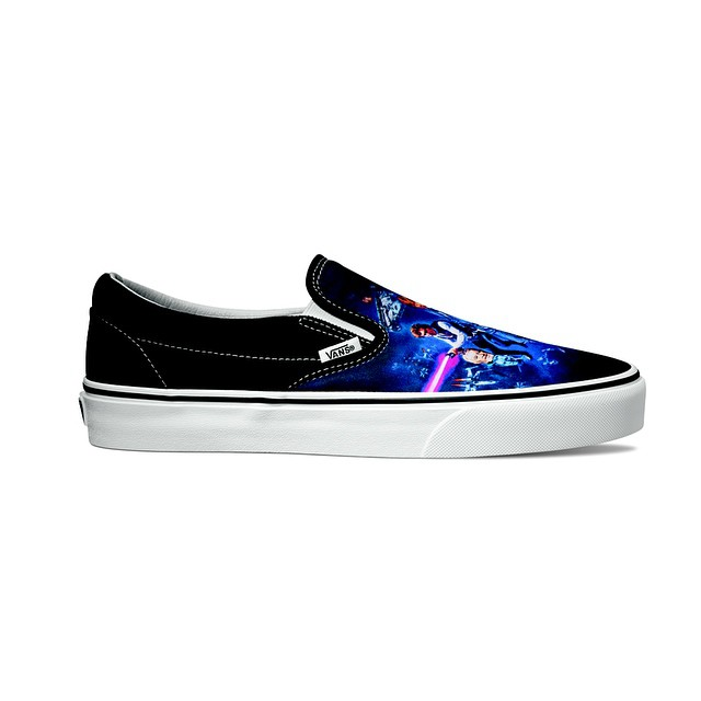 #VANSxStarWars (Slip-On) A New Hope
