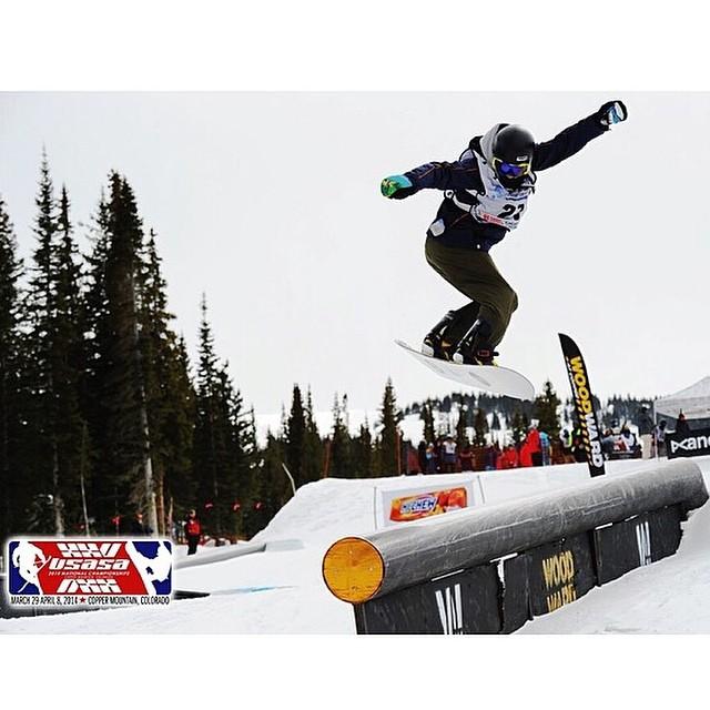 Team rider from #Minnesota @adam.vick❄️#FrostyHeadwear #Snowboarding #USASA