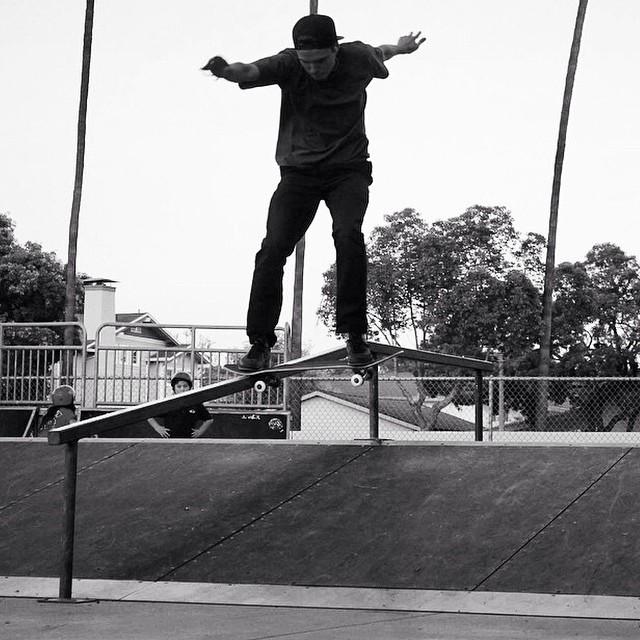 Team rider from #California @KennySkates❄️#FrostyHeadwear #Skateboarding
