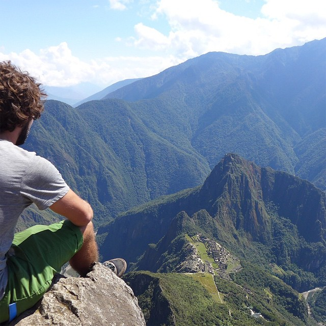 Part 2 of Grant's trip took him to Machu Picchu. It seems that Forsake kicks are becoming a popular choice for this ascent! #adventureworthy