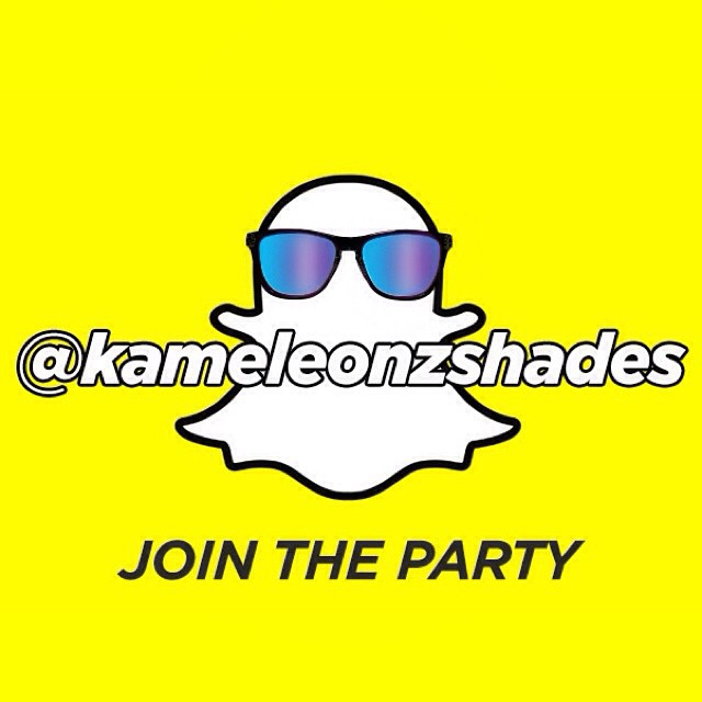 ADD US ON SNAPCHAT FOR DAILY DEALS, STEALS & MUCH MORE! WE'RE GIVING AWAY A $50 GIFT CARD TO A NEW SNAP FRIEND THIS WEEK!! JUST ADD US TO ENTER & WE'LL SNAP A RANDOM WINNER! #snapchat #snap #friends #winner #giveaway #gift #giftcard #$50 #Kameleonz...