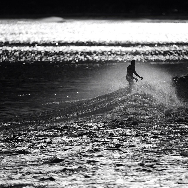 Exit. Winter 13/14. #coldwatersurf #winter #waves #newengland #surf