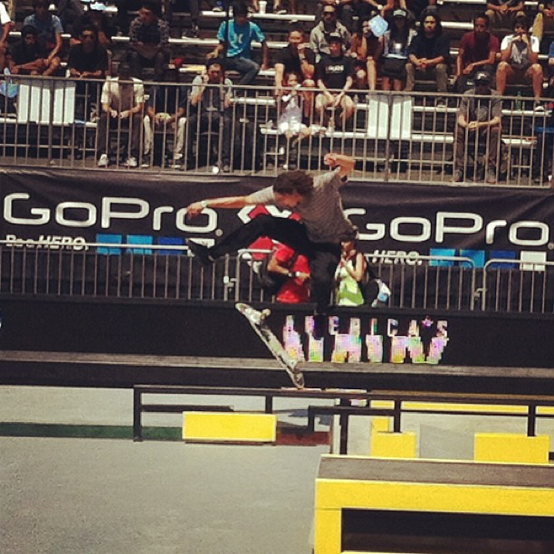 #streetcompetition #xgames2013 #flipsidefresh #fsf