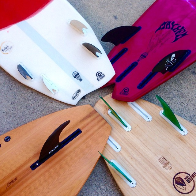 Are you a traditional values tri-fin partisan? A back-to-the-land, DIY single-fin logger? An Asym, quad-fin progressive, or maybe just starting your own independent  twin-fin nation... Whatever your skeg preference, just make sure the board it's...