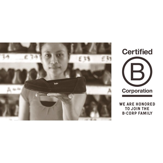 B Corp is a natural fit for Indosole as it represents the values of our brand's integrity. Together, we believe we can produce high-quality products with a conscious effort to take care of our people while making our a planet a better place to walk...