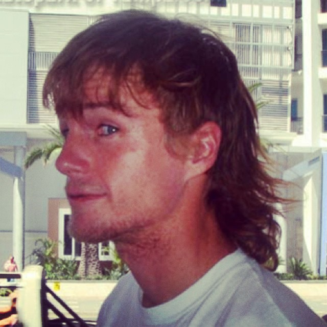 Who thinks @chadbartie should rock this haircut again?!
