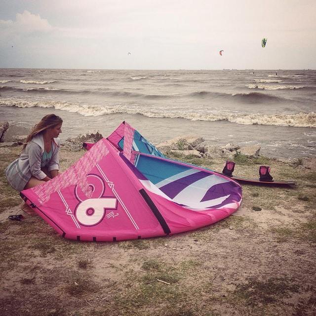 @aguscerruti disfrutando de unas olas perfectas en Punta Lara #soul #surf #waves #justpassingthrough #reefargentina