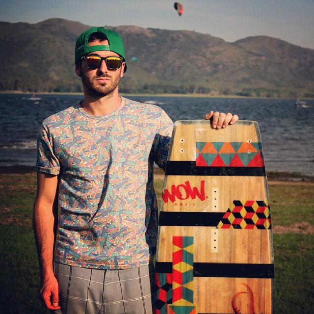 Max Montaldo new rider #wow #2014 #kitesurfing