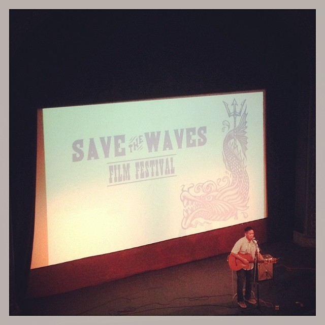 In San Francisco supporting @stwcoalition and their annual surf film festival! #localhoneydesigns #savethewaves #surfersforchange #cleanuluwatuproject #surf #waves #ocean #sanfranpsycho #prooflab #conservation #awareness #beachcleanups #secretspots...