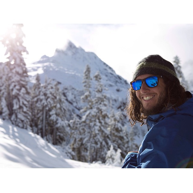 Snow! Yes!! Sunskis are fantastic winter shades - polarized for polar eyes