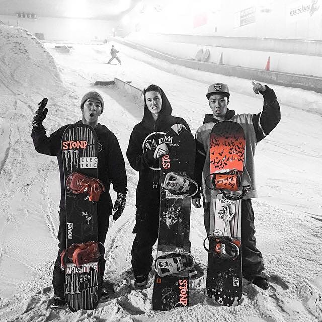 "Smokin Snowboards is extremely pleased to announce the addition of Japanese shredder #ShomaTakaoh @shoma3 to our team and family. Shomas own amongst friends as ""the Japanese Bradshaw"" has been riding Smokin' Snowboards for a few months since meeting up..."