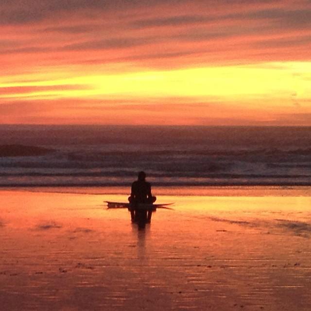 Well, this day f***ing rocked.  #oceanbeach #sunset #sanfrancisco #surf #noriega #california #beachvibes #cityvibes