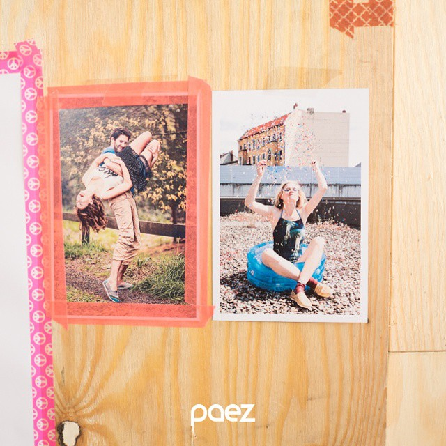 The sun brings verano vibes to #Paez #buenosairesHQ #weinspire