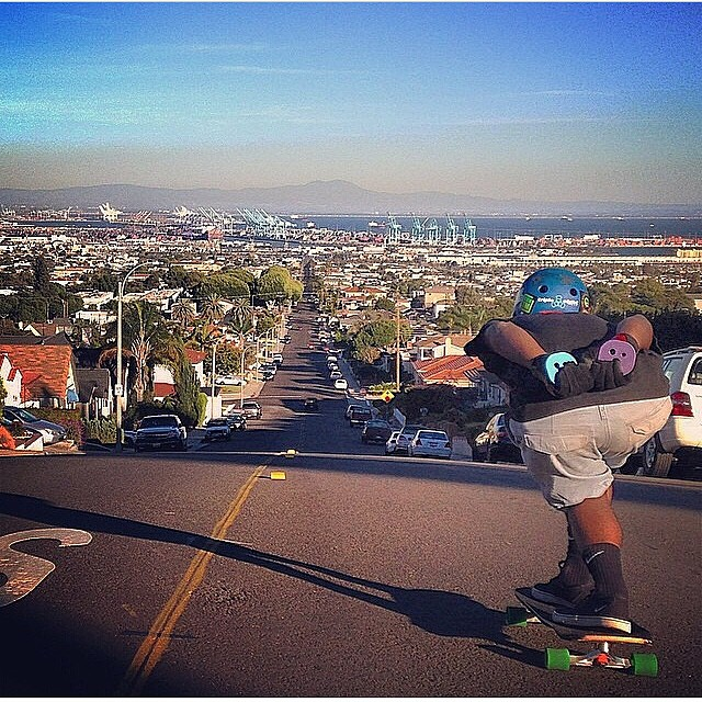 Regram from @wheelbasemag our boy @_shammar tuckin down and smellin freshhh #keepitholesom
