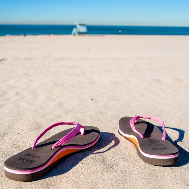 Just because summer's over doesn't mean you can't rock those beachy vibes all year long! Check out our latest collab with @veresandals, where $10 from every B4BC Angie Sandal goes straight to our #breastcancer education, prevention and support...