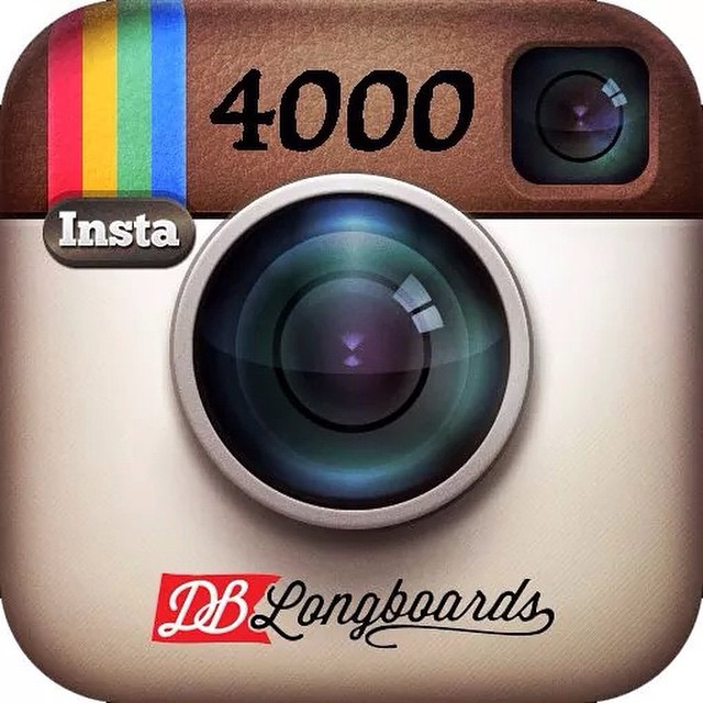 Very stoked to have hit 4000 followers. We might be planning some giveaways so stay tuned! If you don't follow us yet, you should! We post rad stuff. Anyways, thanks everyone!  #instagram #followers #4000followers #4000 #4kfollowers #dblongboards...