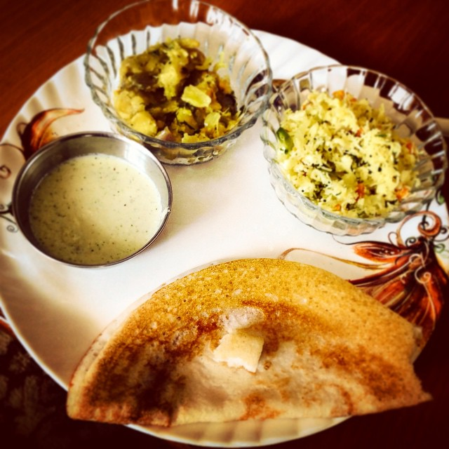"From Pilar, in India: ""Best breakfasts ever!!! So I must say, Indian food is amazing, intense, but amazing! Definitely something I already knew, but I just keep confirming it once and again. Lots of spices, flavours, combinations, and more, no such..."
