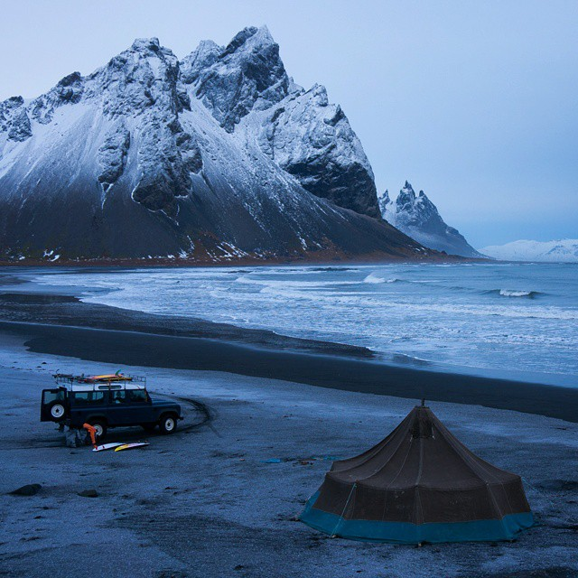 Time for a camping trip? #GetOutStayOut  Photo: @chrisburkard
