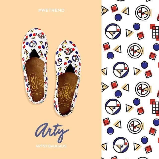 """""""Arte, arte, para liberarte"""" ;) #paez #paezArty #bauhaus #inselectedcountries"""
