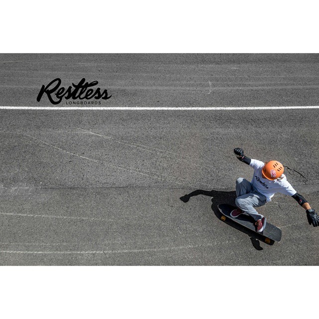 Steezy Louis in Australia. Photo by @chatelierr #restlessboards #restlessConcorde