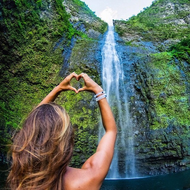 Hidden treasures #livelokai  Thanks @chelseakauai