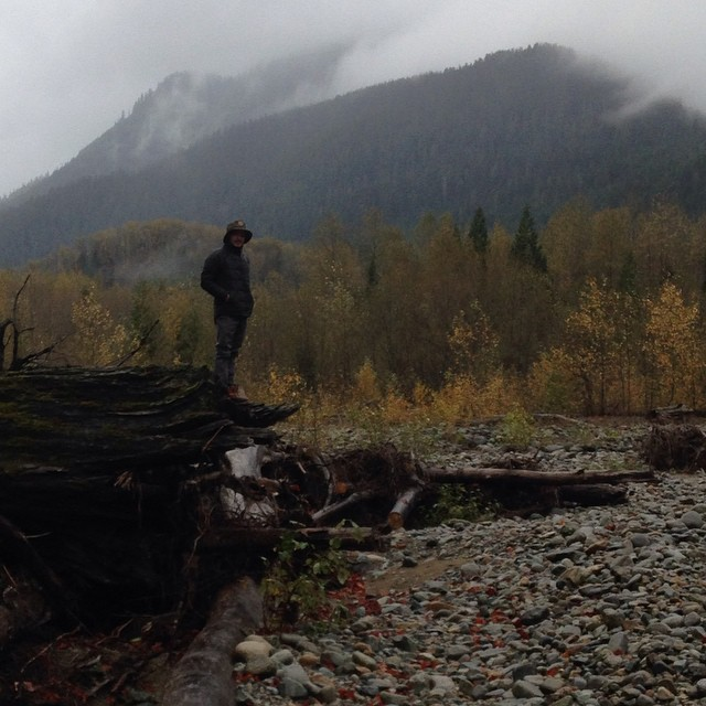 Coal Ambassador @calezima spends his weekends searching for #fineliving in all the misty zones out there.
