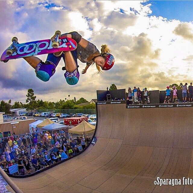 #exposure2014 is just getting underway! Come checkout these she-redders at the YMCA Skatepark in Encinitas