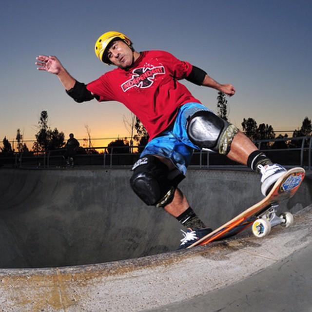 Muy feliz cumpleaños a la bestia del bowl y leyenda del skate @steviecab